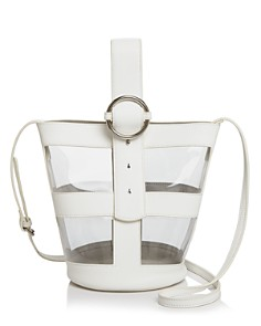 PARISA WANG - Addicted Clear Bucket Bag