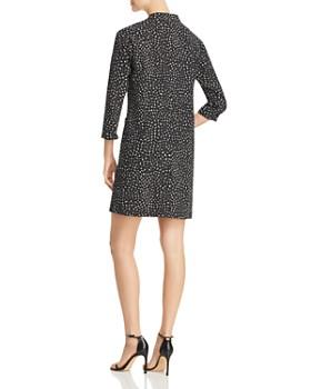 NIC and ZOE - Dusk Print Double-Breasted Blazer Dress