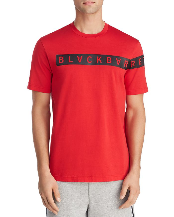 BLACKBARRETT by Neil Barrett - Block Logo Graphic Tee