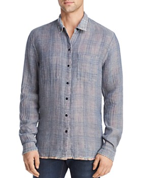 John Varvatos Star USA - Neil Reversible Slim Fit Shirt