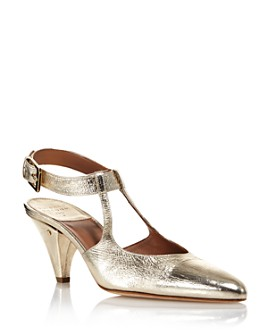 Laurence Dacade - Women's Tosca Mary Jane Slingback Pumps