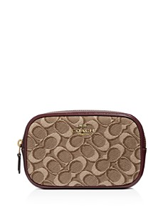 COACH - 1941 Signature Jacquard Belt Bag