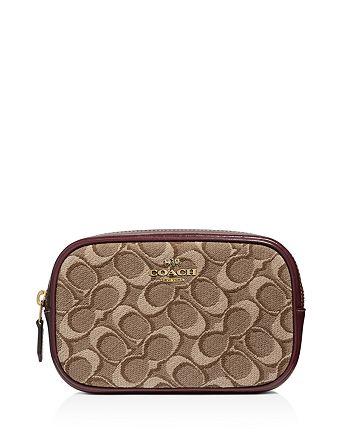 COACH - 1941 Signature Jacquard Belt Bag