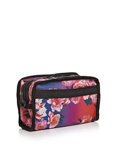 LeSportsac - Medium Gabrielle Nylon Box Cosmetics Case