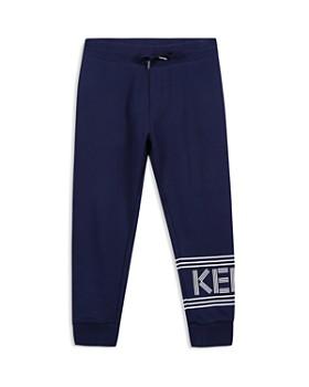 c1f6b41a Kenzo - Boys' Fleece Logo Jogger Pants - Little Kid ...