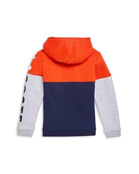 Lacoste - Boys' Large-Logo Hooded Sweatshirt - Little Kid, Big Kid