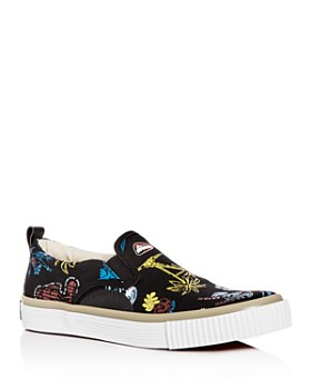 72853d0acdaa McQ Alexander McQueen - Men s Swallow Slip-On Sneakers ...