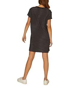 Sanctuary - Striped Pocket Tee Dress