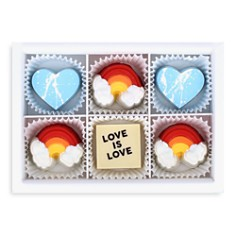 Maggie Louise Confections - Love is Love Chocolate Box