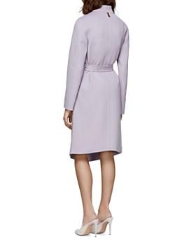 Mackage - Leora Belted Wool Coat