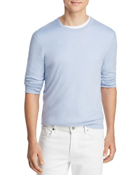 5dd8e4e2d The Men's Store at Bloomingdale's - Lightweight Cashmere Crewneck Sweater -  100% Exclusive ...