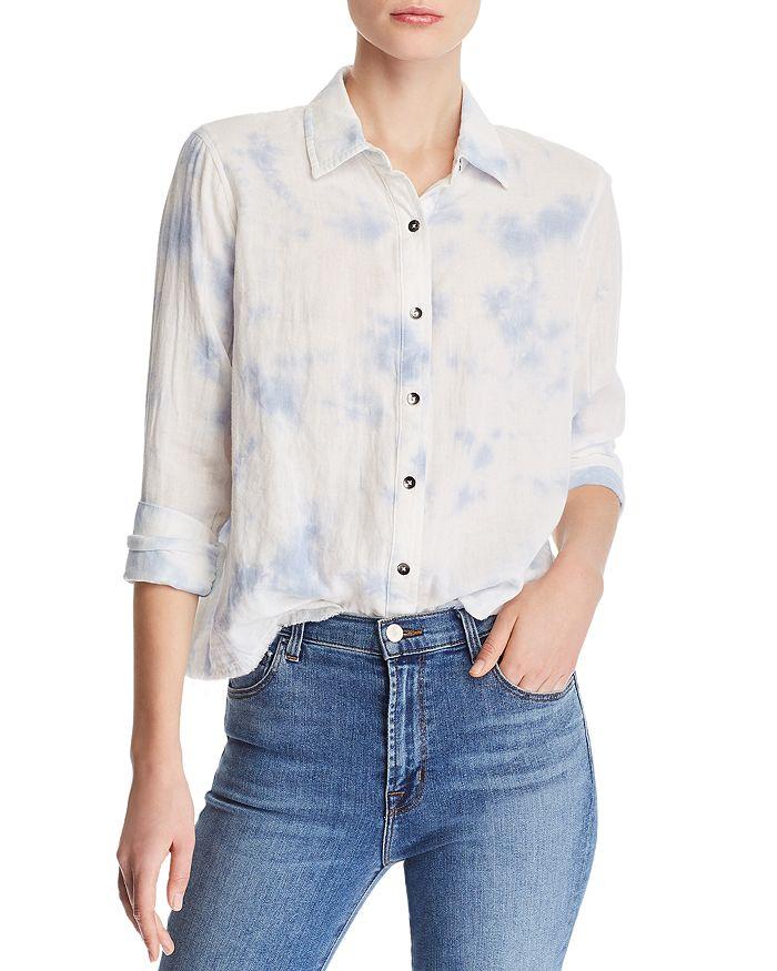 Splendid - Cloud Wash Tie-Dye Shirt