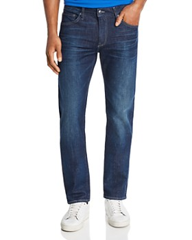 S.M.N Studio - Hunter Slim Fit Jeans in Maxwell