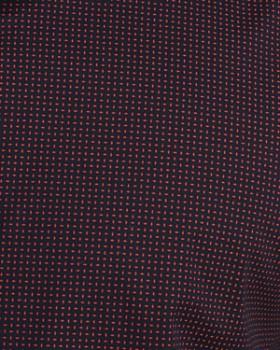 Theory - Murray Geometric-Pattern Regular Fit Shirt