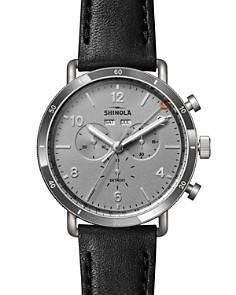 Shinola - The Canfield Sport Chronograph, 45mm