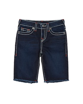 55e02152573bb True Religion - Boys  Geno Short - Little Kid