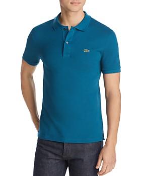 cf2ce7d2103 Lacoste - Piqué Slim Fit Polo Shirt