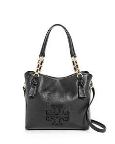 Tory Burch - Harper Small Leather Satchel