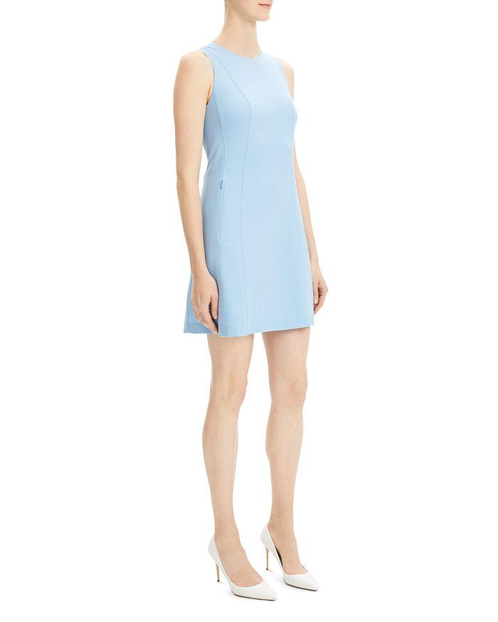 58976ada48 Theory Helaina Wool-Blend Shift Dress   Bloomingdale's
