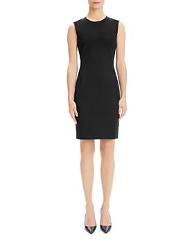 8f80f688b21d60 Theory - Classic Sheath Dress ...