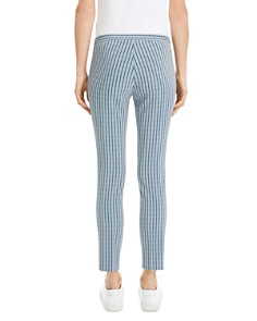 Theory - Classic Printed Skinny Pants