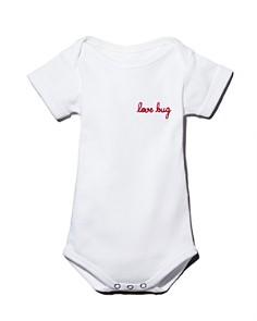 Maison Labiche - x Darcy Miller Unisex Love Bug Bodysuit, Baby - 100% Exclusive