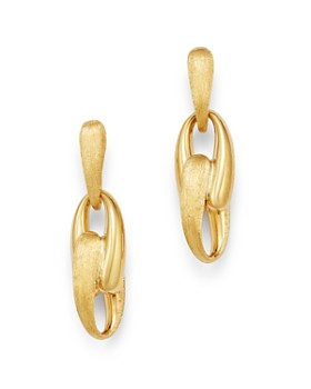 Marco Bicego - 18K Yellow Gold Lucia Link Drop Earrings - 100% Exclusive