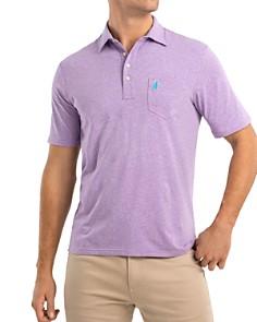 Johnnie-O - Original Heathered Regular Fit Polo Shirt