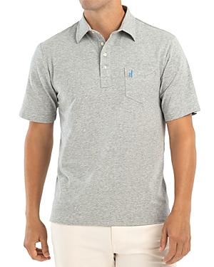 Johnnie-O T-shirts ORIGINAL HEATHERED REGULAR FIT POLO SHIRT