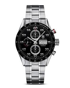 """TAG Heuer """"Carrera"""" Bracelet Watch, 43mm - Bloomingdale's_0"""