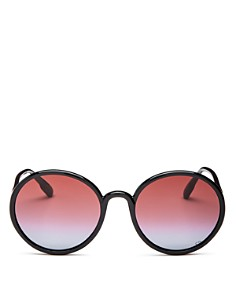 Dior - Women's Stellaire Round Sunglasses, 52mm