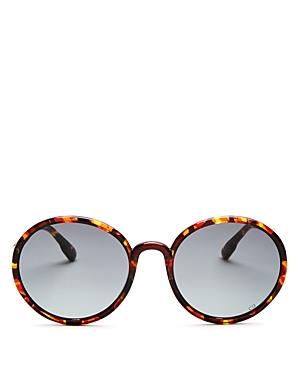 Dior Women's Stellaire Round Sunglasses, 52mm