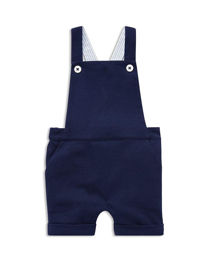 Ralph Lauren - Boys' Interlock-Knit Overalls - Baby