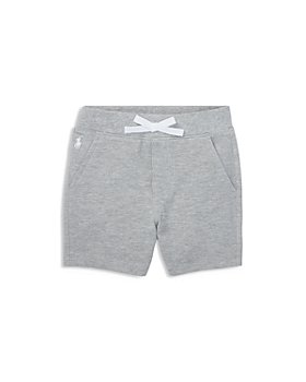 Ralph Lauren - Boys' Cotton-Mesh Drawstring Shorts - Baby