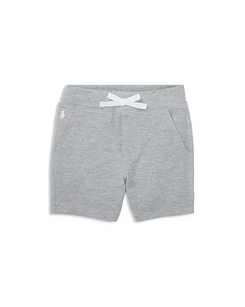 Ralph Lauren - Boys' Cotton-Mesh Drawstring Shorts - Baby