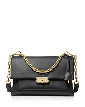 MICHAEL Michael Kors - Large Cece Leather Shoulder Bag