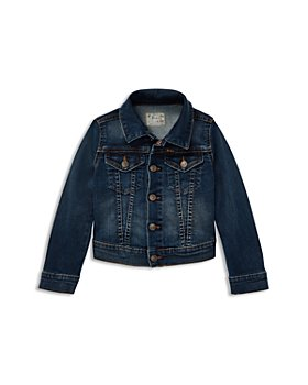 Ralph Lauren - Girls' Denim Trucker Jacket - Little Kid, Big Kid