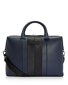 Ted Baker - Vin Twill Pu Document Bag