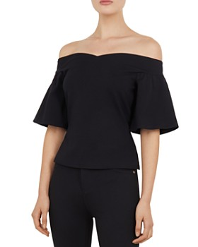 cbc5f4c3d0d936 Ted Baker - Gianori Off-the-Shoulder Top ...