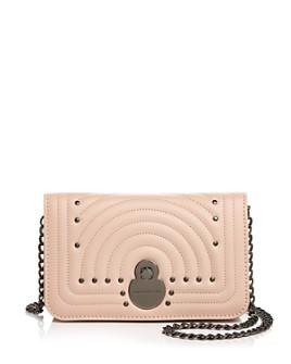 Longchamp - Cavalcade Matte Continental Chain Wallet