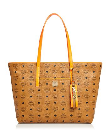 MCM - Anya Medium Coated Canvas Shopper Tote - 100% Exclusive