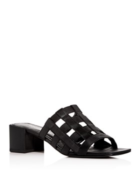 Donald Pliner - Women's Bradli Block-Heel Sandals