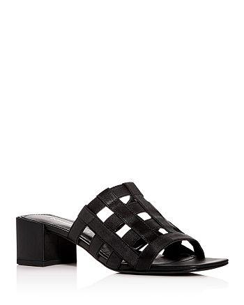 Donald Pliner - Women's Bradli Block-Heel Sandals