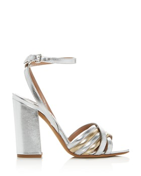 Tabitha Simmons - Women's Toni High Block-Heel Sandals