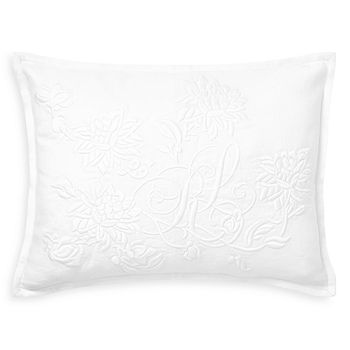 "Ralph Lauren - Watney Decorative Pillow, 15"" x 20"""
