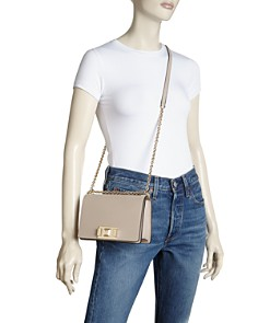 Furla - Mimi Mini Leather Convertible Crossbody