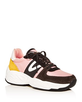 Tretorn - Women's Lexie3 Low-Top Platform Sneakers