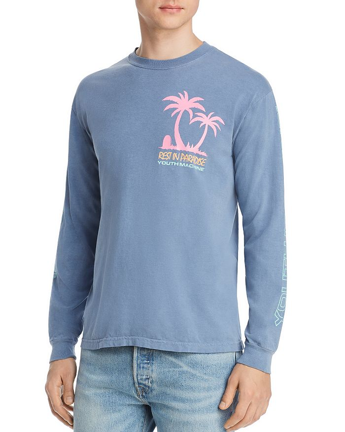 a840b3242 Youth Machine Paradise Long-Sleeve Graphic Tee | Bloomingdale's