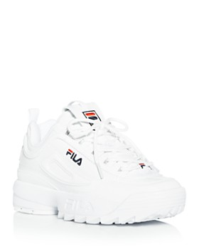 84fd6e29471 FILA - Women's Disruptor 2 Premium Low-Top Sneakers ...