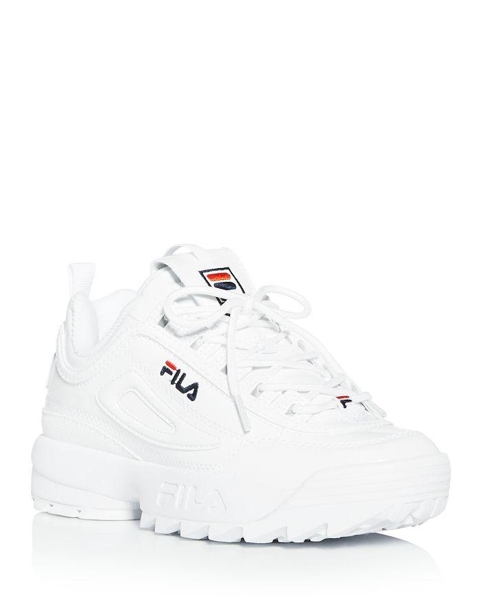 FILA - Women's Disruptor 2 Premium Low-Top Sneakers